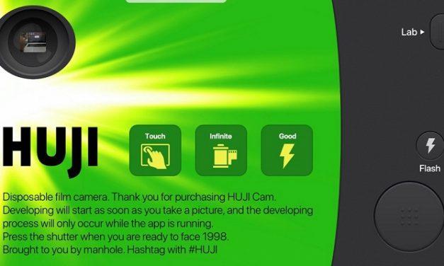 Huji Cam Kini Di Android – Ambil Gambar Seakan Menggunakan Kamera Instant Film