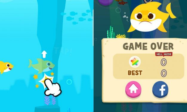 Pinkfong Baby Shark Run – Cabar Diri Anda Main 'Hell Mode' Dalam Game Ala Flappy Bird Ini