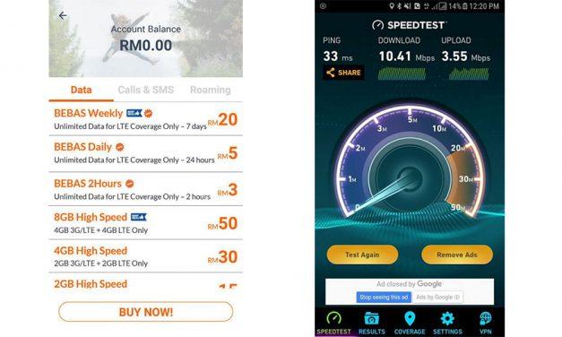 Unifi Mobile Tawar Unlimited Data Plan BEBAS – Harga Serendah RM3