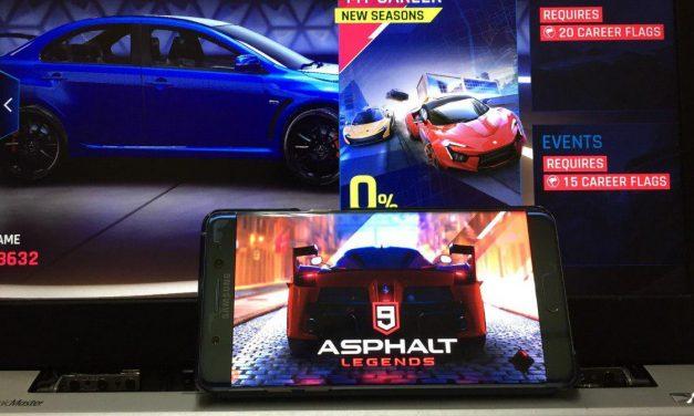 Asphalt 9 : Legends Kini Dilancarkan Di App Store, Play Store dan PC Windows Store