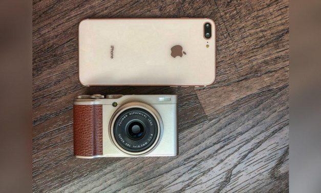Fujifilm XF10 – Kamera Sensor APS-C Untuk Generasi Instagram dan VSCO, Harga Separuh Lebih Murah Daripada iPhone X