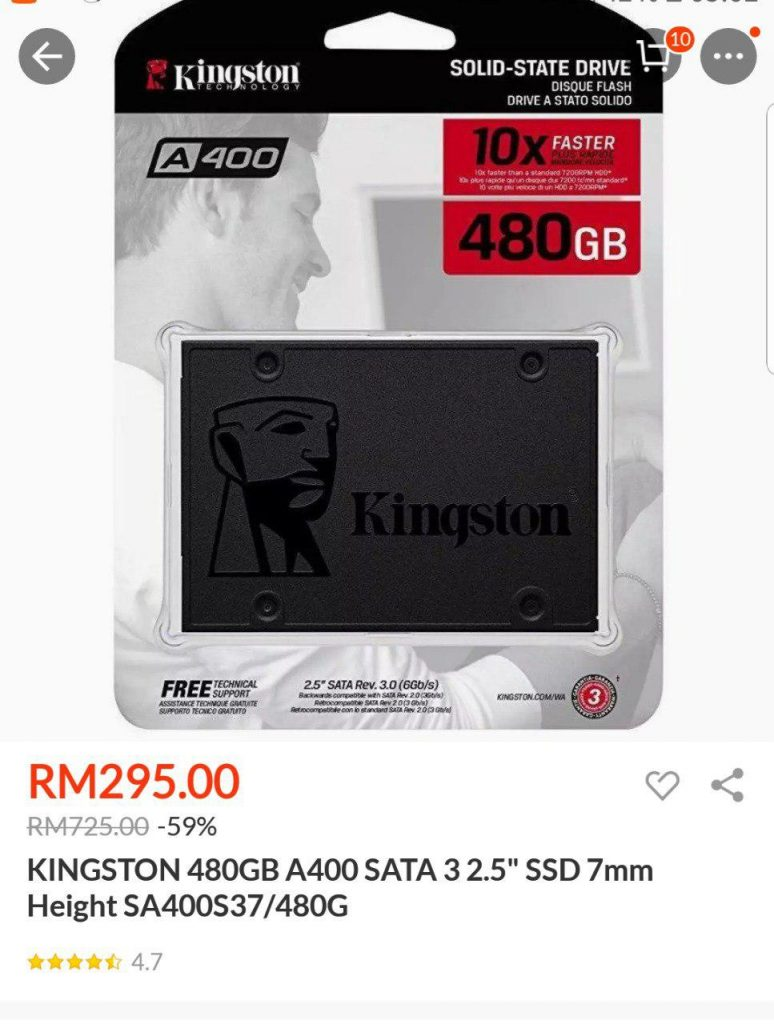 kingston-a400-ssd-lazada