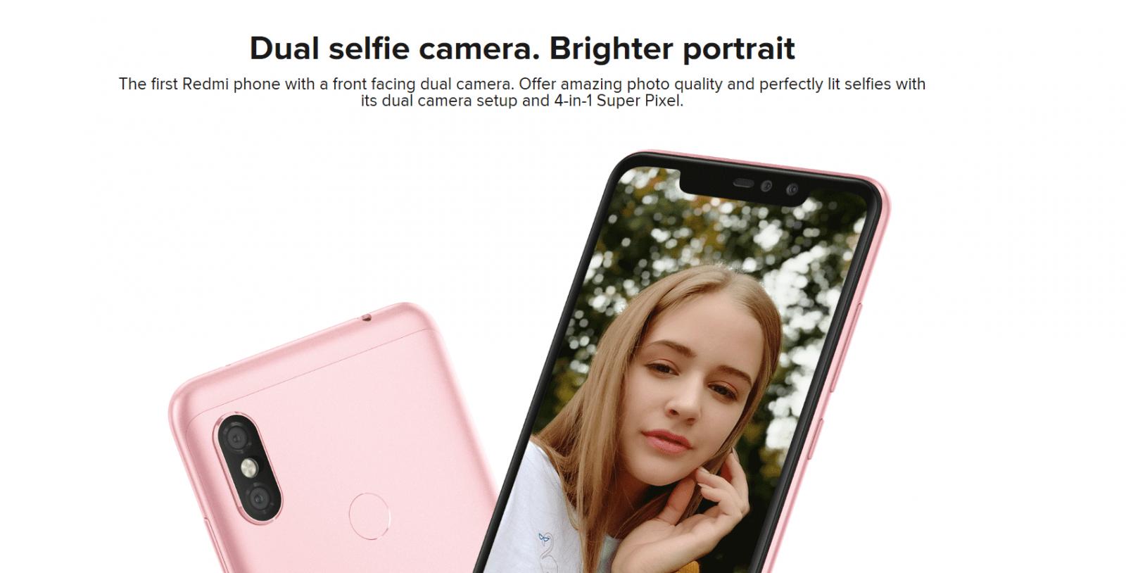 Xiaomi Redmi Note 6 Pro Mula Dijual di Malaysia — Harga Bermula  RM849
