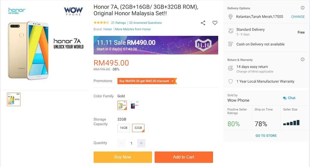 honor-7a-malaysia