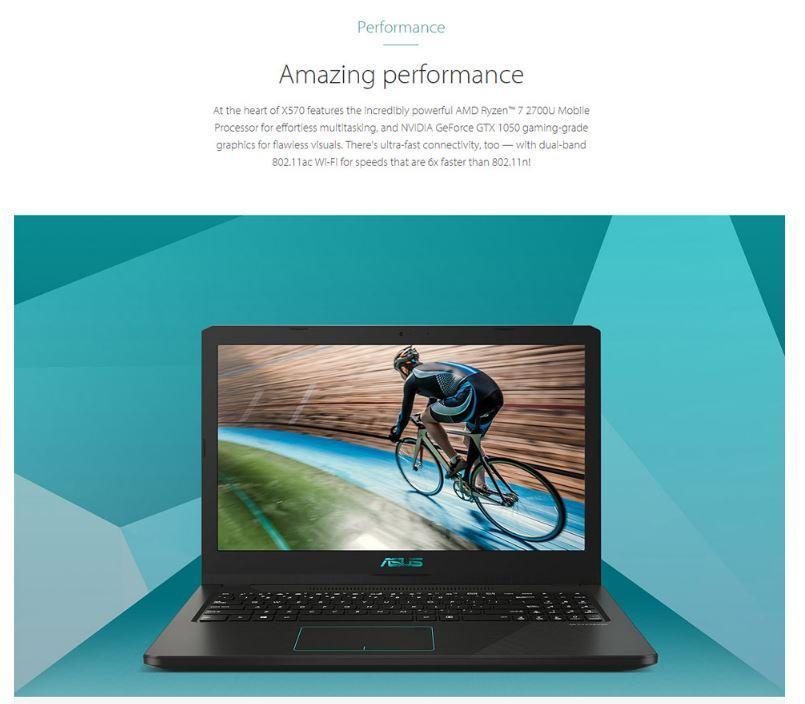 asus ryzen gtx 1050 laptop