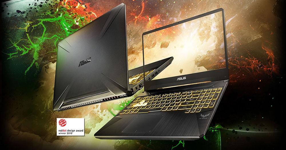 laptop gaming murah terbaik 2019 asus tuf FX505D-TBQ222T