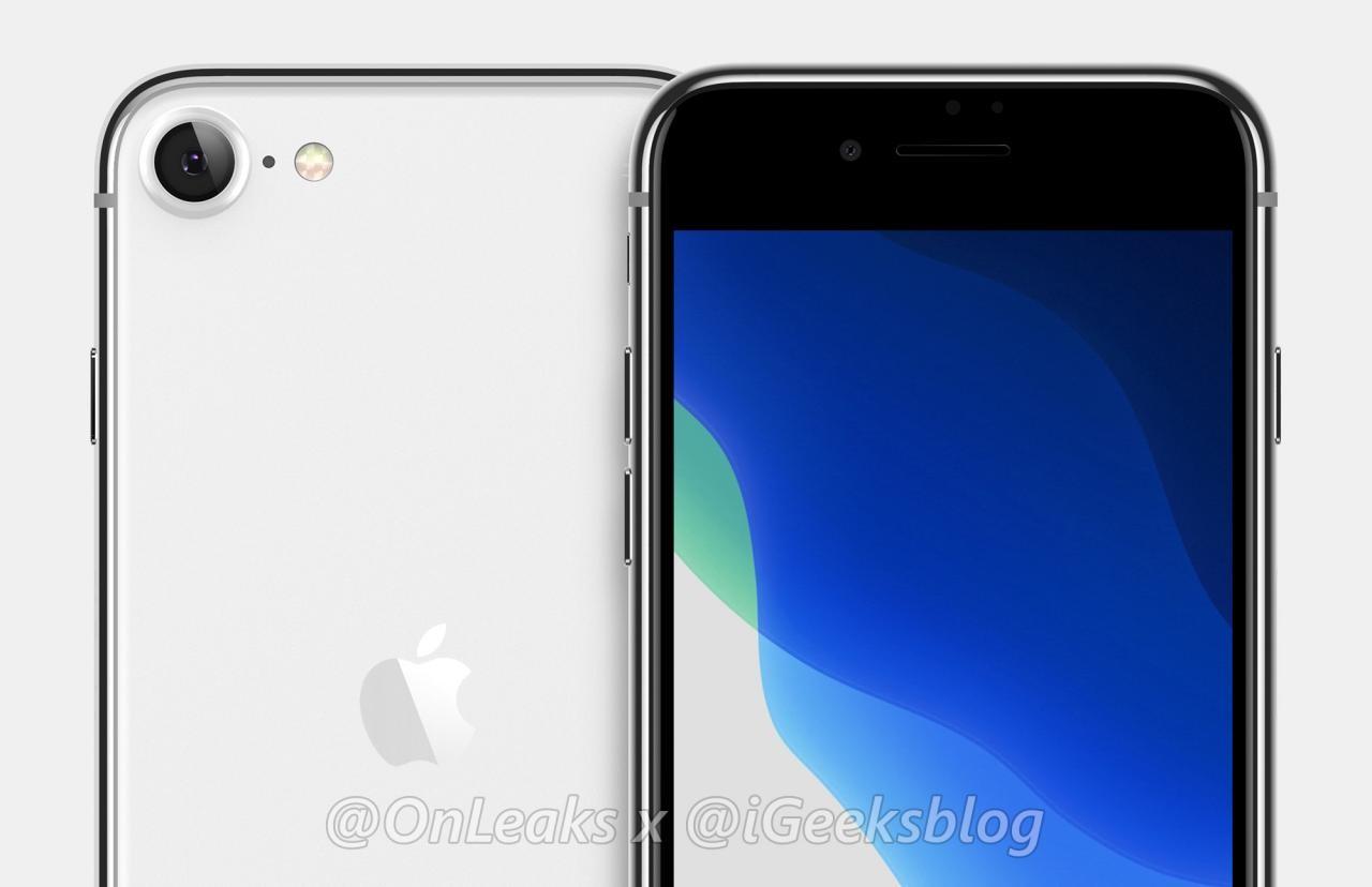 iphone se 2 iphone 9 2020