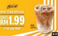 mcd iced latte rm1.99