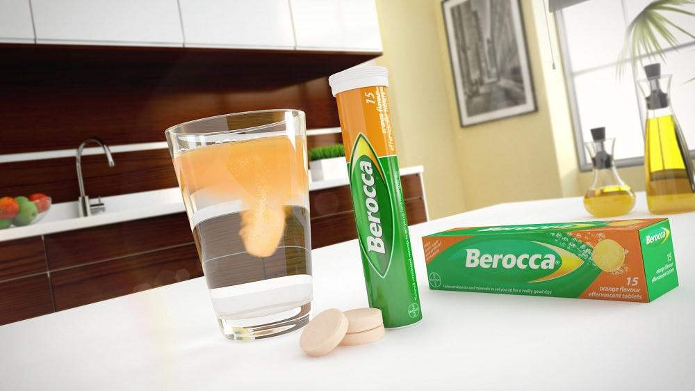 berocca vitamin tun mahathir