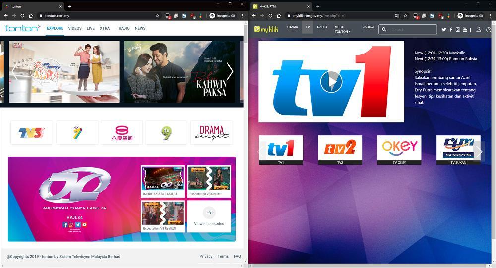 tonton tv malaysia online percuma