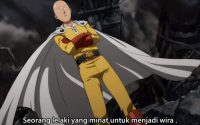one punch man malay sub