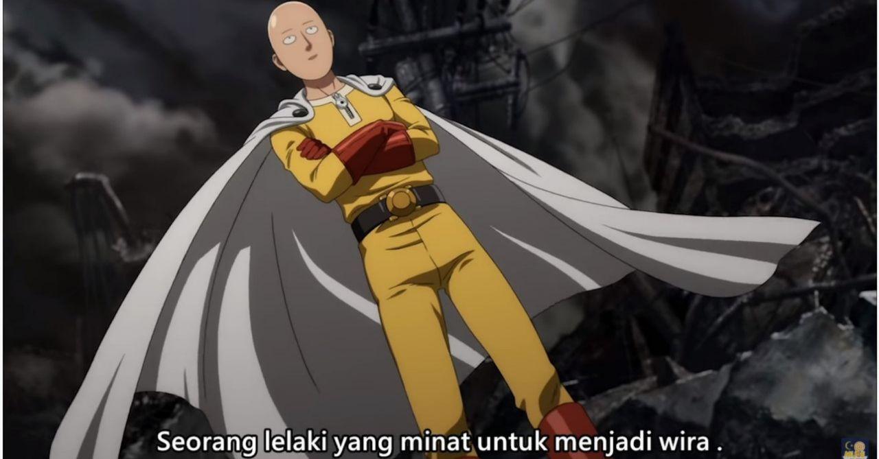 one punch man malay sub