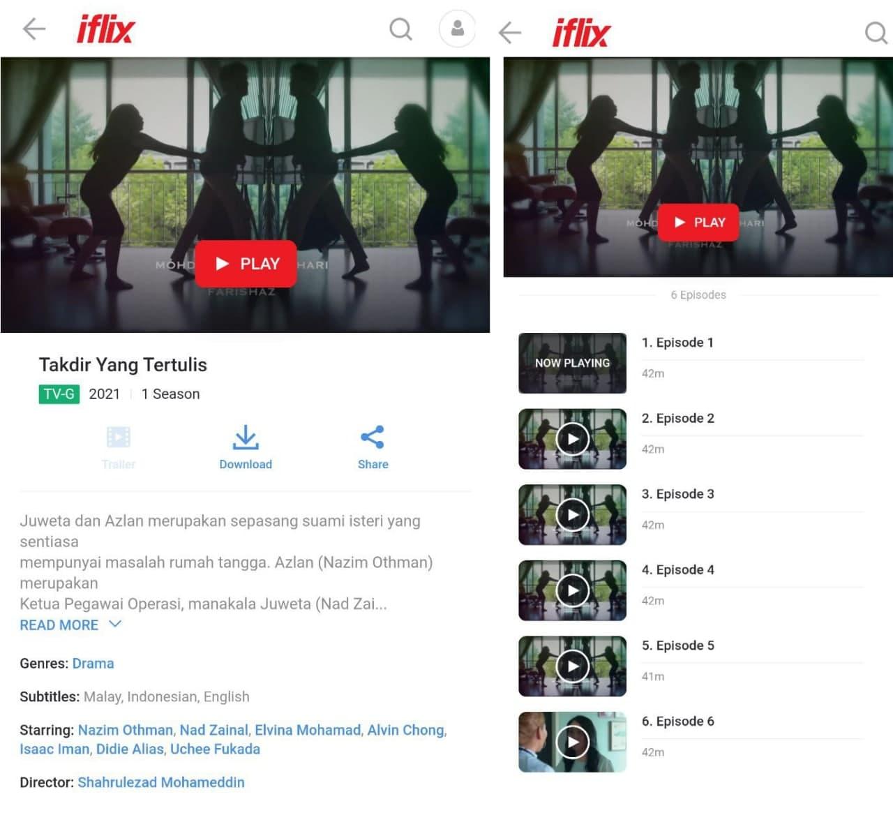 download drama takdir yang tertulis