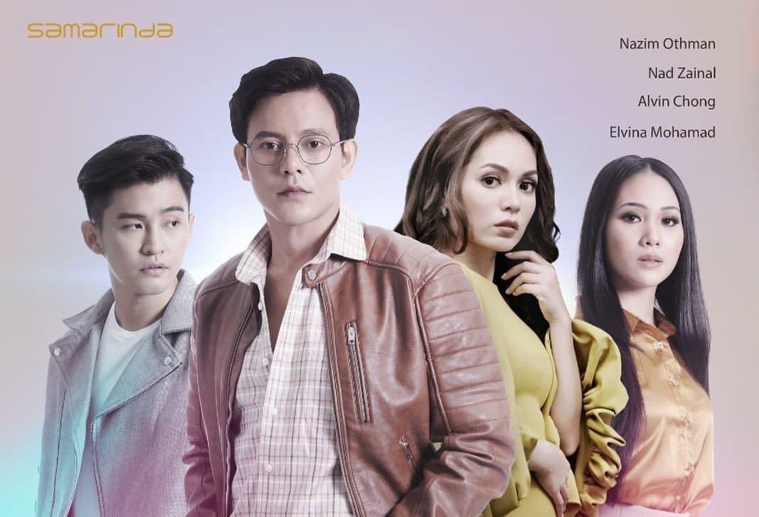 tonton drama takdir yang tertulis tv3 samarinda