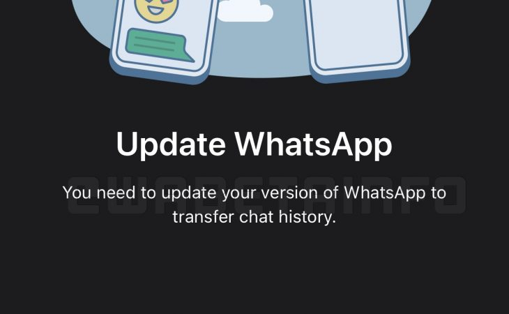 whatsapp migrate iphone android
